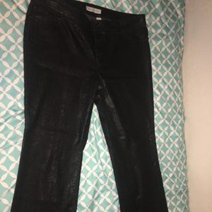 Chico's Platinum Denim Women's Size 3 (16) Jeans